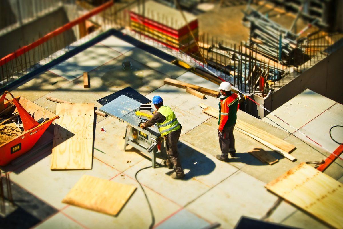 Mietminderung wegen Baustelle